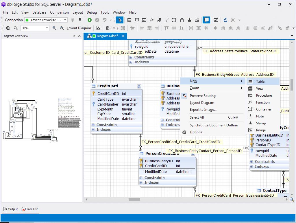 数据库工具对比评测