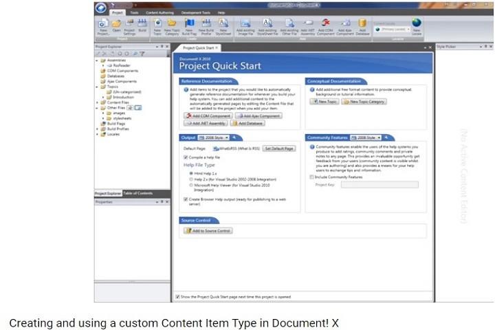Document! X系列教程:如何在文档中创建和使用自定义内容项?