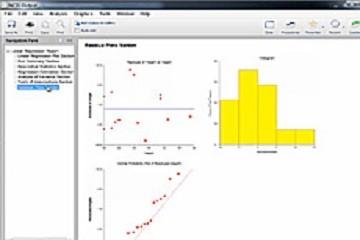 NCSS示例文档——分析(三):对两个组进行协方差分析(ANCOVA)