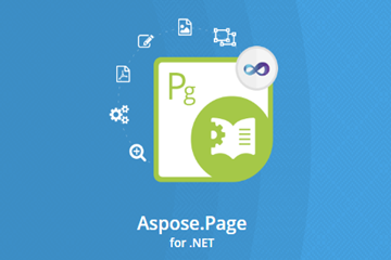 Aspose.Page for .NET