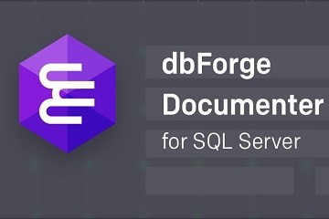 dbForge Documenter for SQL Server