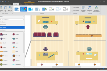 DevExpress WinForms Subscription预览:WinForms Diagram Control桌面