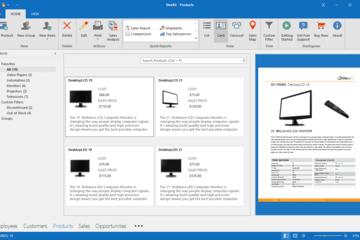 DevExpress WinForms Subscription预览:WinForms Analytics报表桌面