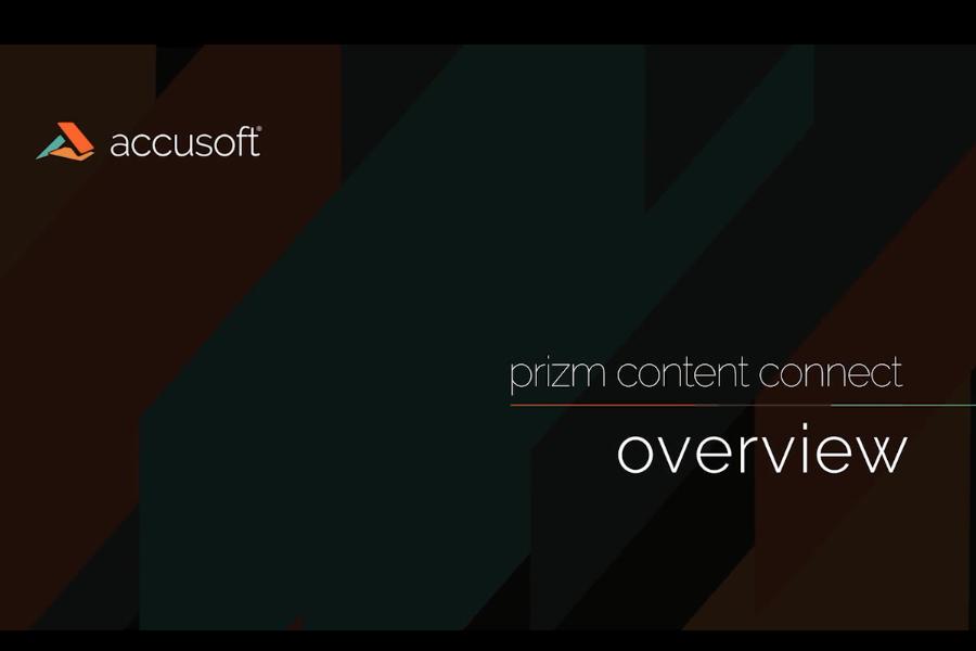 PrizmDoc视频教程:PrizmDoc的概述