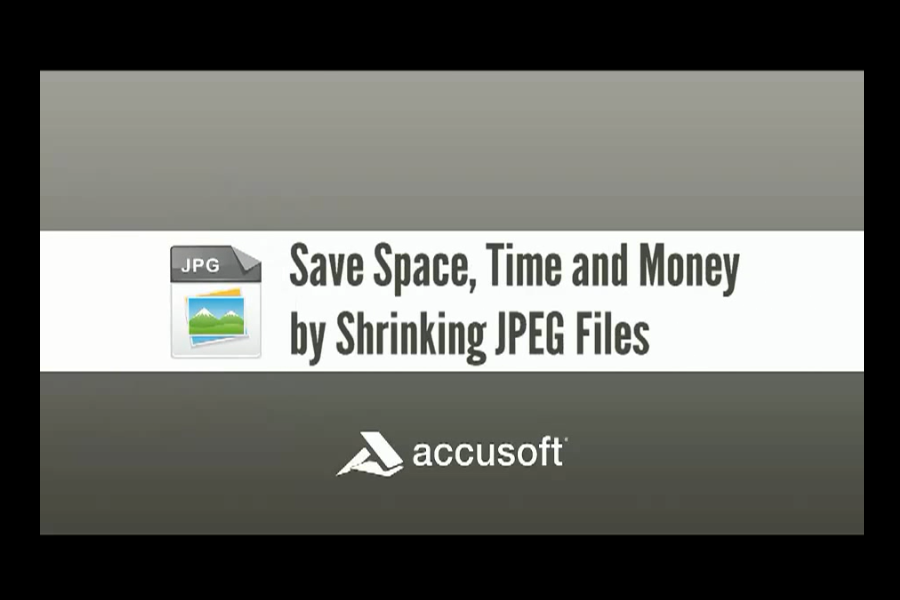 PICTools Medical视频教程:缩小JPEG文件节省空间、时间和金钱