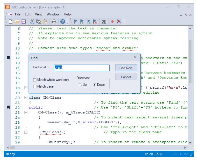 MFC界面库BCGControlBar v30.1新功能详解:Dialogs和Forms