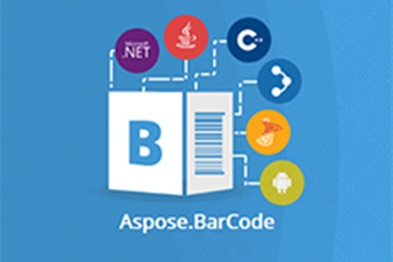 Java条码生成组件Aspose.BarCode for Java功能亮点:快速处理ECI编码