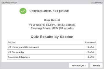测验制作工具iSpring QuizMaker教程:如何为测验的每个问题组评分