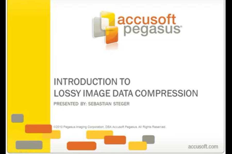 ImagXpress控件视频教程:有损图像数据压缩简介 第1部分