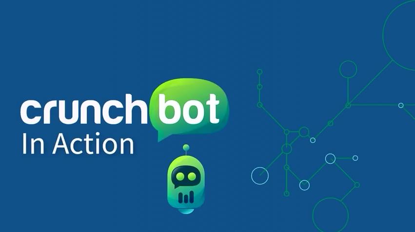 Qlik旗下产品CrunchBot 炫酷体验