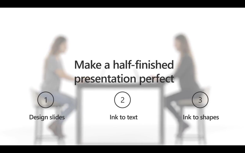 使用Office 365与Office 2019完成相同任务(PowerPoint功能)