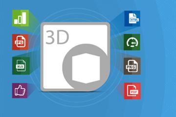 计算机辅助设计控件Aspose.3D最新版v19.8全新上线!在Wavefront OBJ中添加点云支持