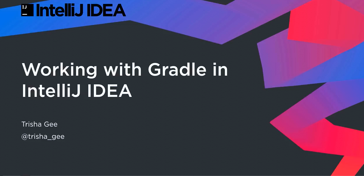 IntelliJ IDEA视频教程: 在IntelliJ IDEA中使用Gradle