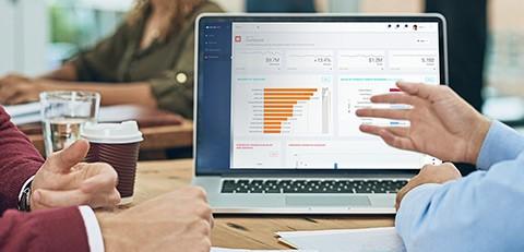 EVSolution 商业智能BI方案授权购买
