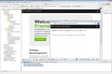 Zend Studio教程:Zend Framework 2集成(2/3)——创建和配置新的ZF2模块(上)
