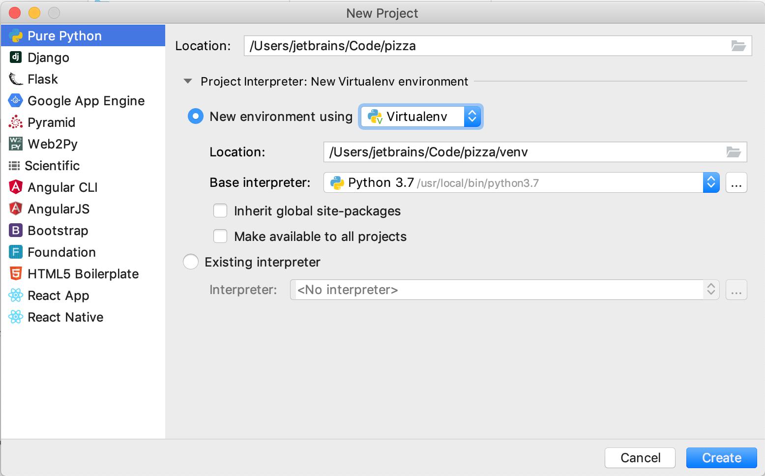 PyCharm教程:在2019.2版本中集成Jupyter Notebooks