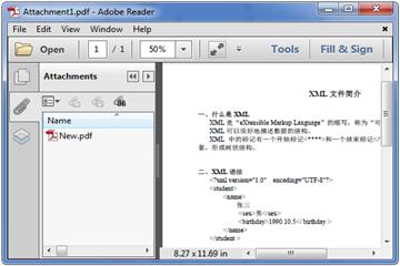 PDF管理控件Spire.PDF使用教程:如何添加水印和PDF附件