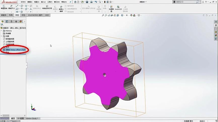 SolidWorks教你の何断开装配体中Toolbox标准件关联!(附操作视频)