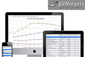 jQWidgets示例:主题生成器