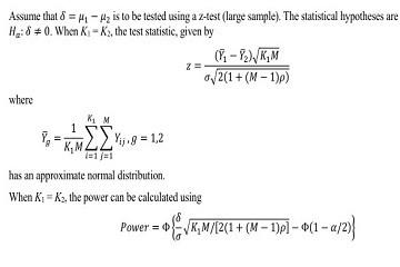 PASS培训示例——整体随机抽样:两级分层设计中两种方法ブ混合模型测试(二级随机化)