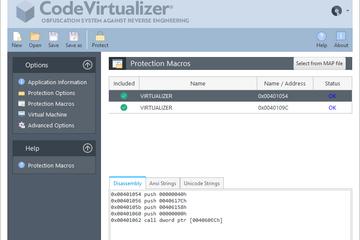 Code Virtualizer预览:保护宏