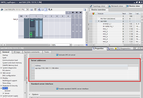 How to use the OPC data logger OPC recording data from the