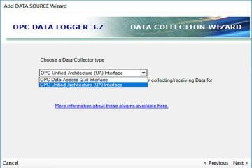 OPC DataLogger教程:如何使用OPC数据记录器通过OPC UA从S7-1500中记录数据
