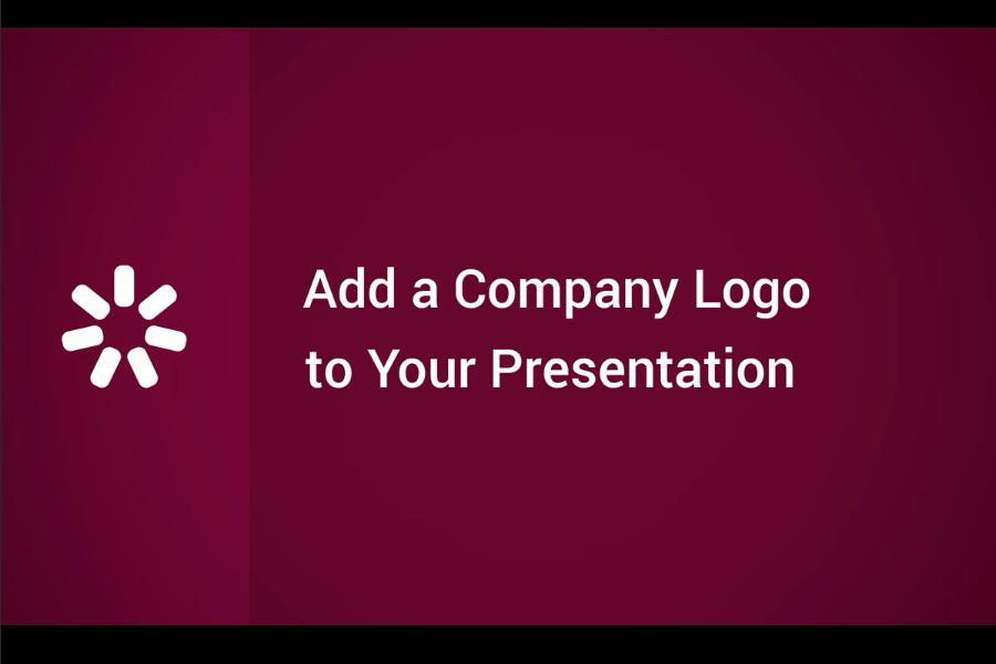 iSpring Suite 视频教程:如何在演示文稿中添加公司徽标