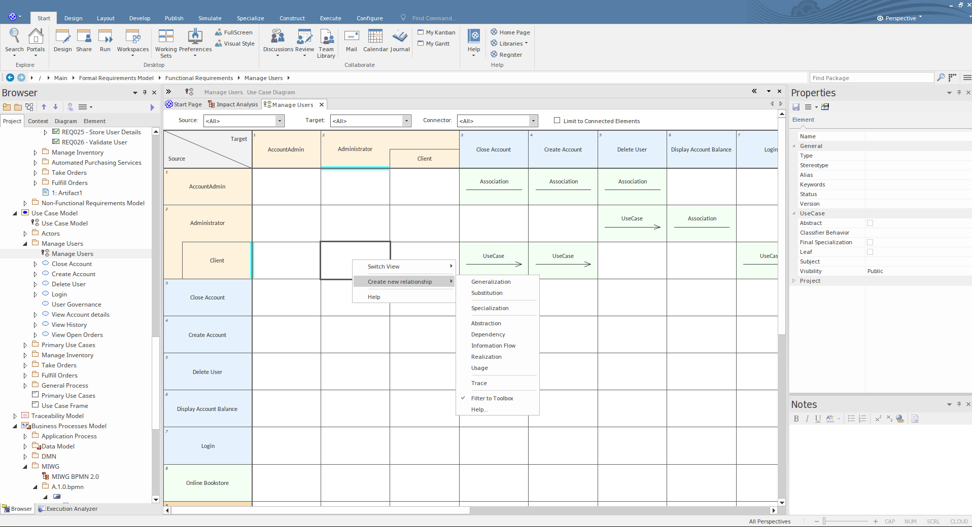 UML软件开发与建模工具Enterprise Architect版本15更新详解(二):新工具