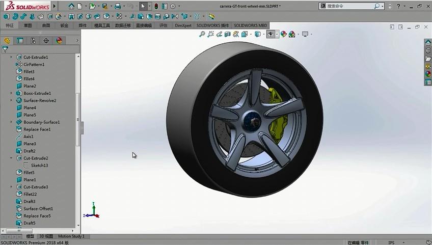 如何让您的SolidWorks设计树更有层次感!