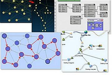 MindFusion.Diagramming for WinForms常见问题集锦(八):TreeLayout / OrthogonalLayout中的链接