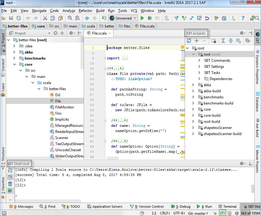 Java开发平台IntelliJ IDEA教程:安装使用Scala插件