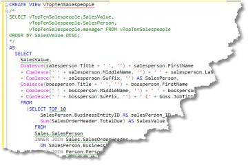 SQL Compare教程:使用SQL Compare来维护对象级源代码控制(下)