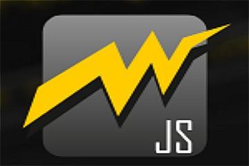 JavaScript图表库LightningChart JS交互示例:点线系列