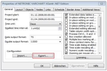 从VARCHART XGantt 5.1 .NET升级到VARCHART XGantt .NET 5.2的7个步骤