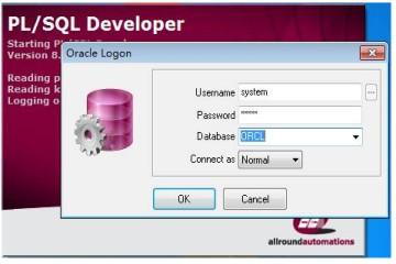 集成开发环境PL/SQL Developer教程:如何在Oracle中创建新用户和数据表