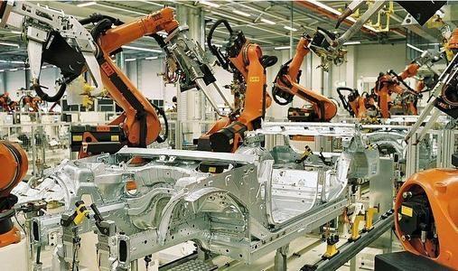 德国大众汽车集团工业4.0生产线