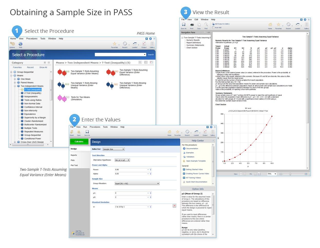 PASS预览:在PASS中获取样本大小