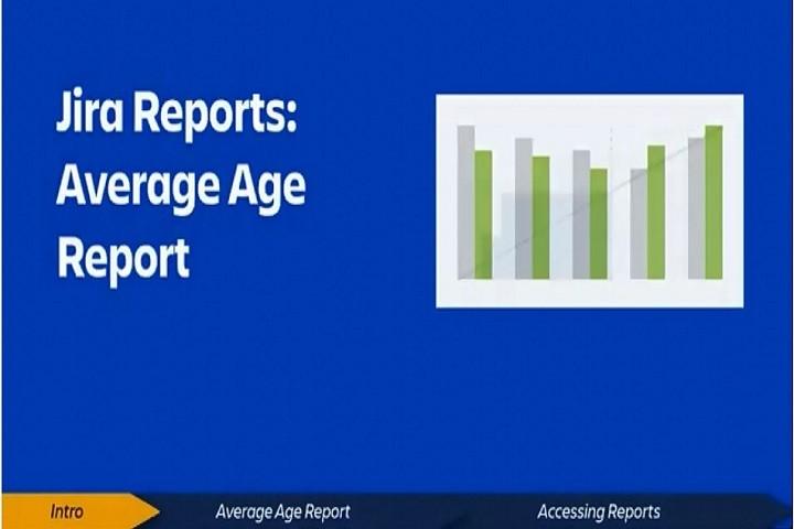 Jira报表系列教程:Jira平均年龄报表