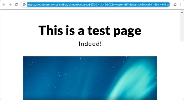 如何将HTML文件转换为SCORM