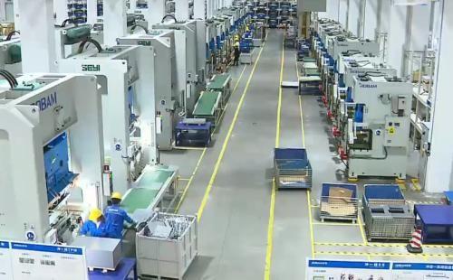 【案例】MES系統助力科信技術實現柔性定制化生產