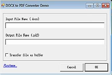 文件格式转换器DOCX to PDF Converter新版本10发布 附下载