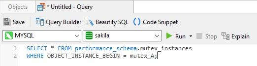 MySQL 8性能架构如何帮助诊断查询死锁