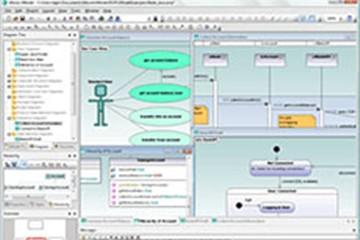 UML软件建模工具Altova UModel 2020正式发布,支持最新版本C ++和C#