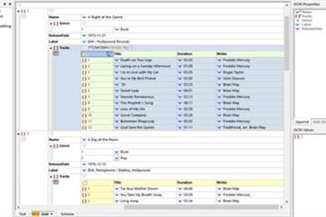 JSON/XML编辑器Altova XMLSpy 2020版发布,革命性升级JSON Grid Editor