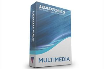 LEADTOOLS教程:集成LEADTOOLS计算机视觉解决方案——多媒体和运动检测