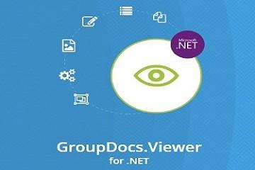 GroupDocs.Viewer for .net(DLL)v19.9試用版下載