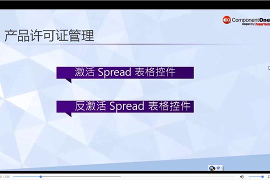 Spread Studio产品许可证管理