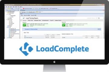 在LoadComplete中创建您的第一个测试