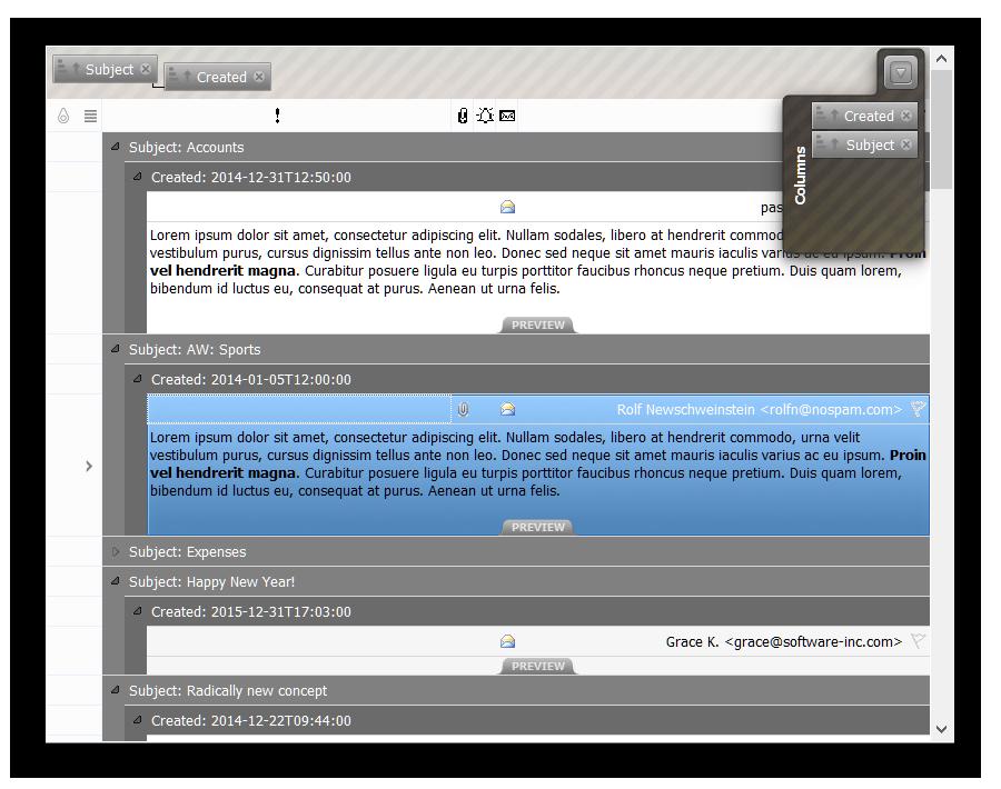 QtitanDataGrid v6.10.0下载试用 (Linux版本)